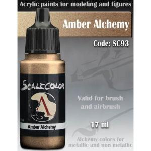 Metal Alchemy Amber Alchemy 17ml