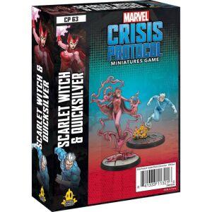 Marvel Crisis Protocol: Scarlet Witch & Quicksilver...