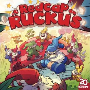 Redcap Ruckus engl.
