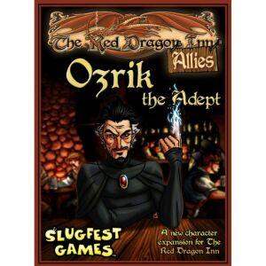 Red Dragon Inn: Allies - Ozrik the Adept engl.