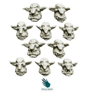 Goblins Heads v.2