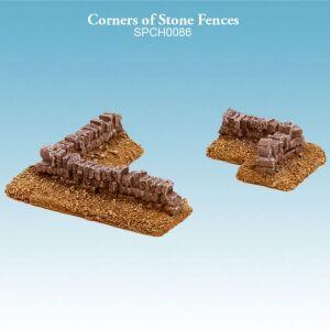 Corners of Stone Fences
