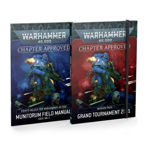Chapter Approved: Grand Tournament Mission Pack engl.