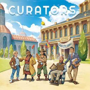Curators - multilingual