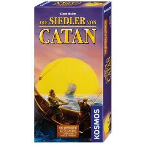 Catan - Entdecker & Piraten Ergänzung für...