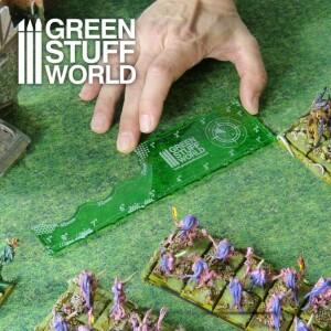 Gaming Measuring Tool - Green