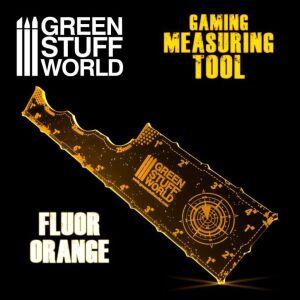 Gaming Measuring Tool - Fluor Orange
