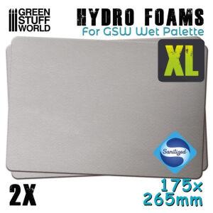 Hydro Foams XL x2