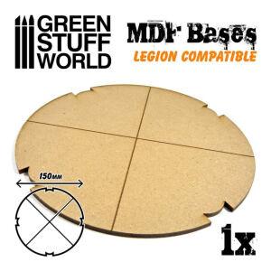 MDF Bases - Round 150 mm (Legion)