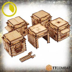 Sector 2 - Slum Blocks
