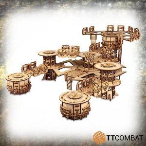 Sector 3 - Delta Complex
