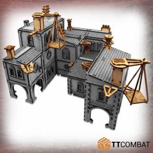Venetian Rooftop Accessories