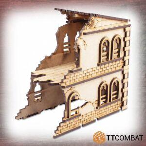 Ruined Modular Casa Doppia Perina