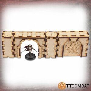 Modular Venetian Short Walls