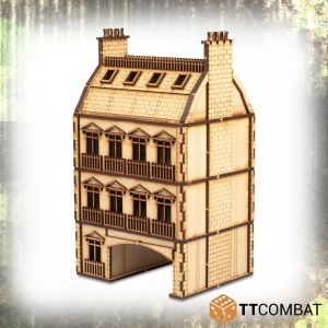 25mm City Rowhouse Arch