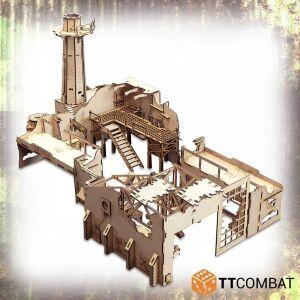 Tank Manufacturing Warehouse