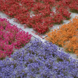 Garden Flowers Set