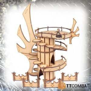 Space Elf Tower