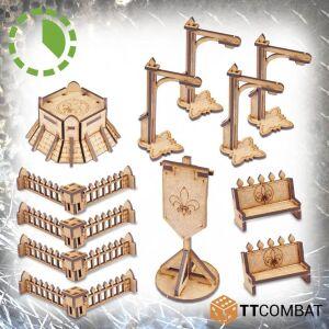 Convent Accessories