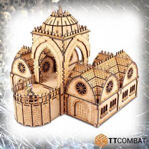 Convent Pulpit