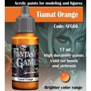 Fantasy&Games Tiamat Orange 17ml