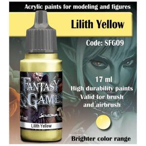 Fantasy&Games Lilith Yellow 17ml