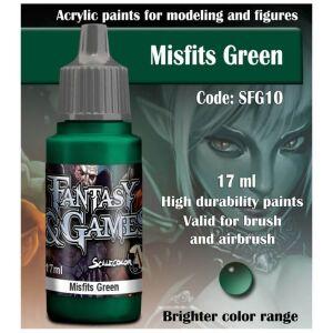 Fantasy&Games Misfits Green 17ml