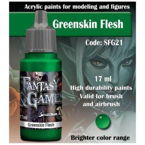 Fantasy&Games Greenskin Flesh 17ml