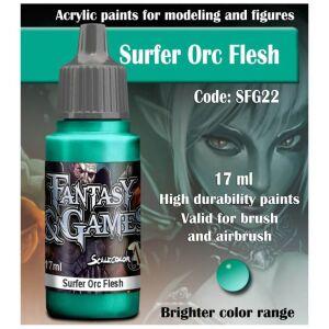 Fantasy&Games Surfer Orc Flesh 17ml
