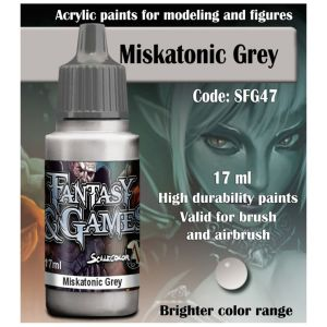 Fantasy&Games Miskatonic Grey 17ml