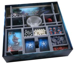 Abyss, Leviathan Expansions and Kraken Expansion Insert