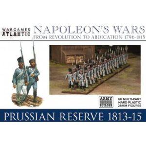 Napoleons Wars - Prussian Reserve 1813 - 1815 (40)