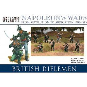 Napoleons Wars - British Riflemen (32)