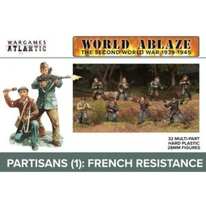 World Ablaze - Partisans (1) French Resistance (32)