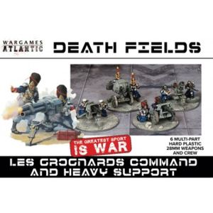 Death Fields - Les Grognards Command and Heavy Support (6)