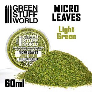 MIKROBLÄTTER - Mix hellgrün