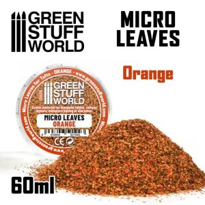 MIKROBLÄTTER - Orange Mix