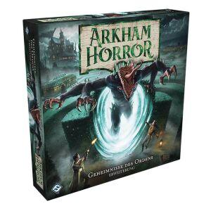 Arkham Horror 3.Ed. - Geheimnisse des Ordens de