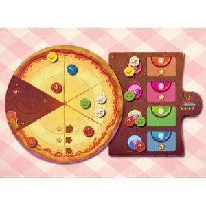 Pizza Board Game engl. dt. fr. nl.
