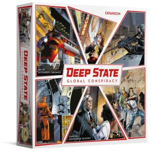 Deep State Global Conspiracy engl.