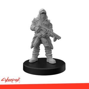 Cyberpunk Red - Combat Zoners C