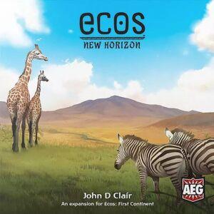 Ecos: New Horizon engl.