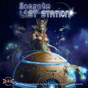 Secrets of the Lost Station with minitautres engl.