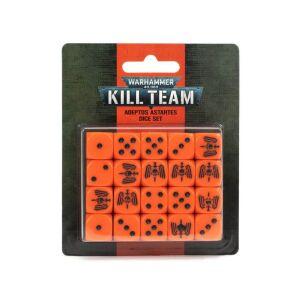 Kill Team Adeptus Astartes Dice Set