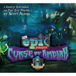Tiny Epic Pirates Curse of Amdiak Expansion