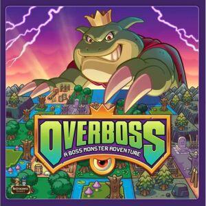 Overboss: A Boss Monster Adventure engl.