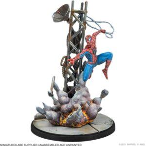 Crisis Protocol: Amazing Spider-Man & Black Cat