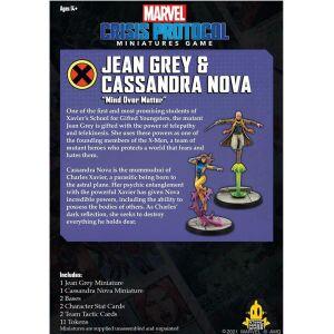 Crisis Protocol: Jean Grey & Cassandra Nova
