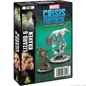 Crisis Protocol: Lizard & Kraven