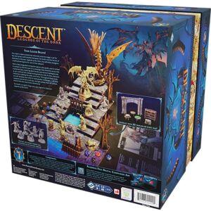 Descent: Legends of the Dark engl.